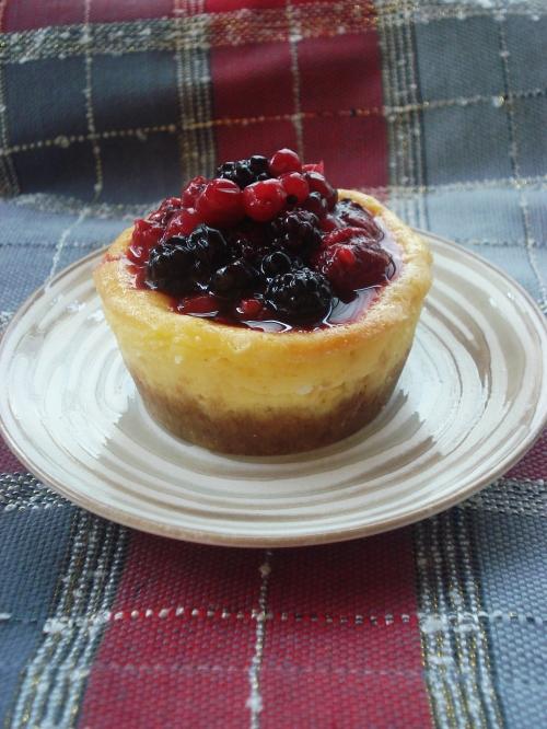 mini-cheesecake, grossa soddisfazione!