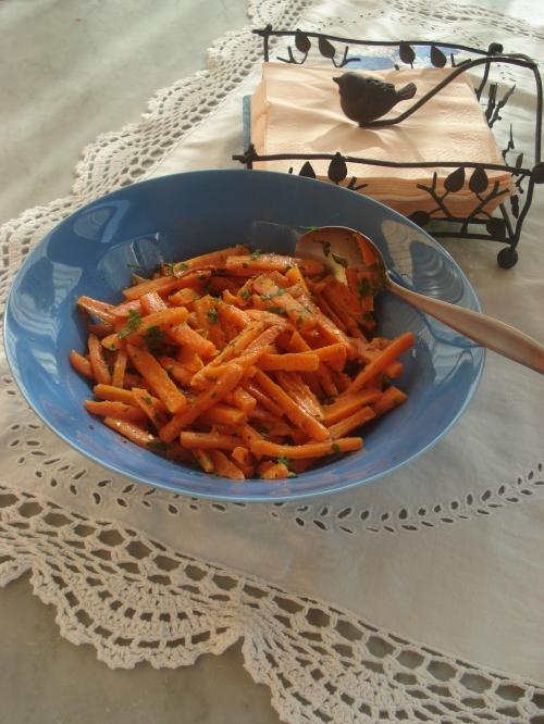 carote piccantine