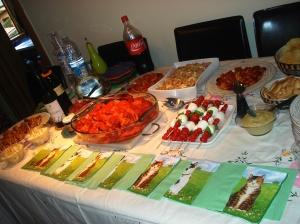 ABB-buffet!